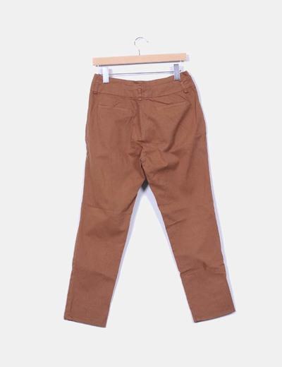Pantalon de pinzas caldera