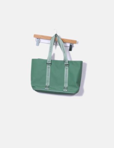 Lacoste Mala de compras verde (desconto de 78%) - Micolet 9e2a6e94af