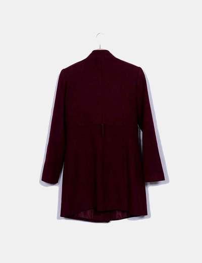 Abrigo easy wear
