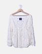 Blusa crochet beige Chic byTantra
