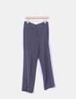 Pantalón de pinzas gris NoName