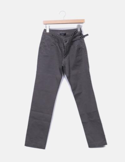 Réduction Vente En Ligne Pantalon Femme - noir - 36Javier Simorra Vente Fiable L'arrivée De Nouveaux Prix Pas Cher rQxXH