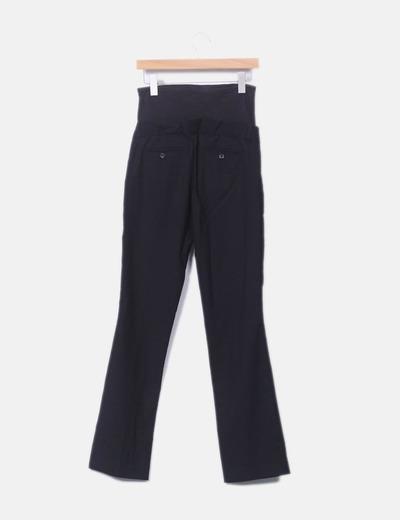 43eb165aa H M MAMA Pantalón negro premama (descuento 75%) - Micolet