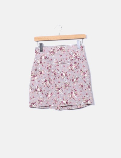 Mini jupe Suiteblanco