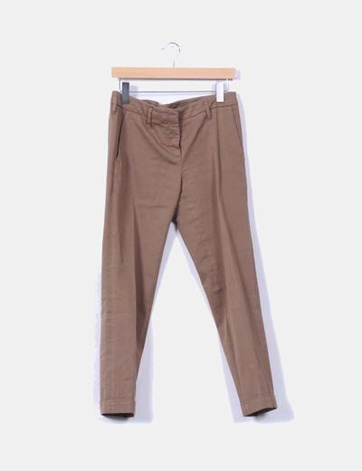 Pantalón marrón Aspesi