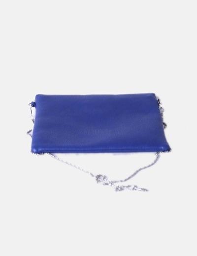 Clutch azul klein
