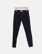 Pantalón negro de pana Pull&Bear