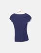 T-shirt bleu marine Easy Wear