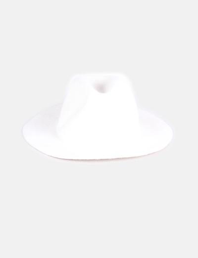 Sombrero crudo de fieltro
