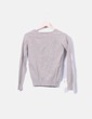 Jersey tricot taupe Zara