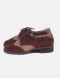 Zapato oxford combinado Rossety