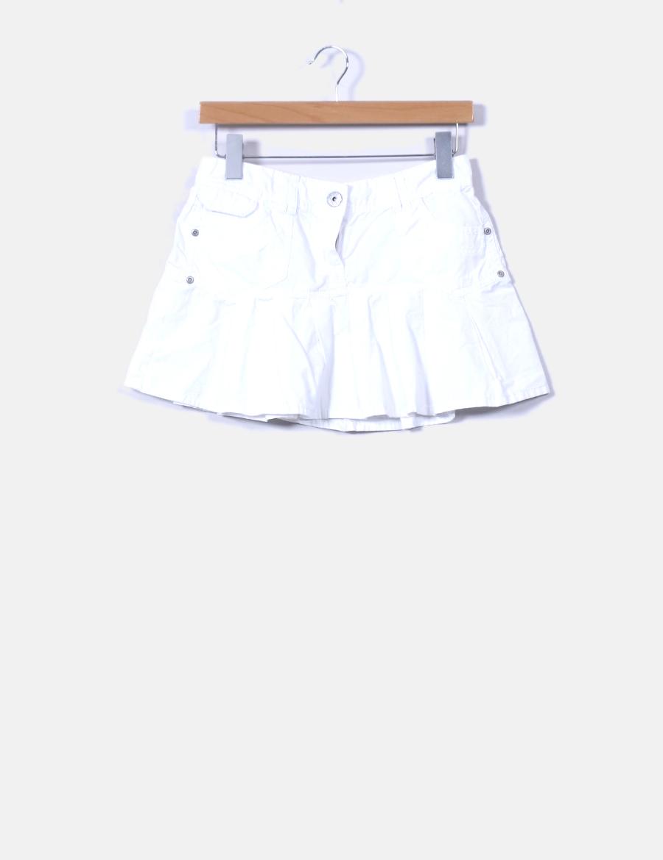 1e02e2845 baratas Pimkie online Faldas tablas falda Mini blanca wtxqZ7Xwf ...