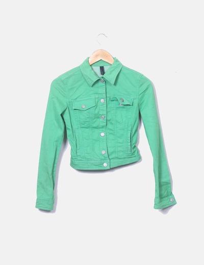 Giacche Jeans Di Cappotti Giacca E Benetton Economici KTFclJ13