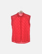 Camisa plumetti coral Cayro