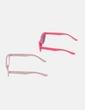 Conjunto gafas cat eye combinadas Asos