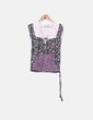Blusa estampado floral Pull&Bear
