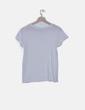 Camiseta blanca manga corta Primark