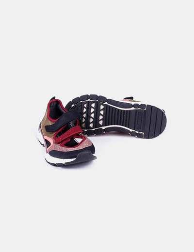 f51a8f32d7626 Zara Zapatillas combinadas multicolor (descuento 67%) - Micolet