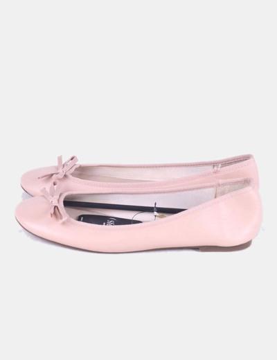 4ac4b088b19 Sfera Bailarina rosa palo detalle lazo (descuento 54%) - Micolet
