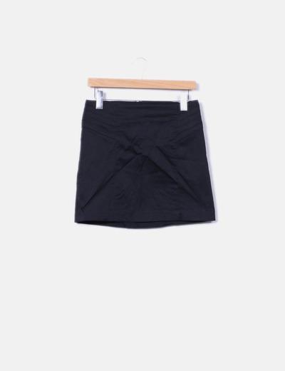 590347207 Minifalda negra