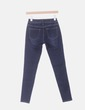 Jeans azules cremallera lateral Toxik3