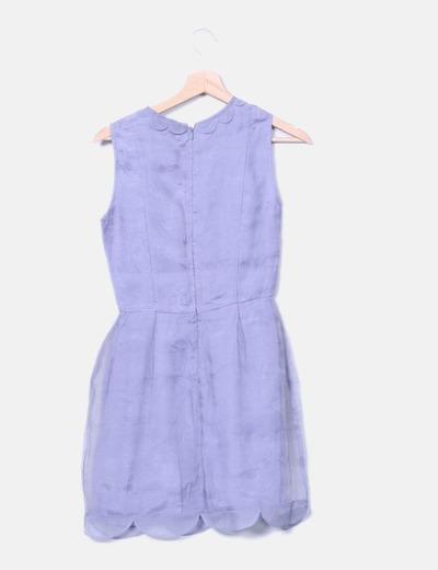 Topshop vestido seda irisado descuento 65 micolet for Ariadne artiles medidas
