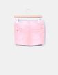 Mini falda rosa Zara