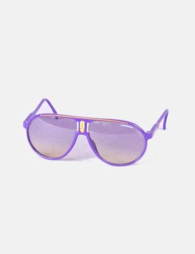 f3724cdab32586 Carrera Lunettes de soleil violettes carrera monture (réduction 66 ...