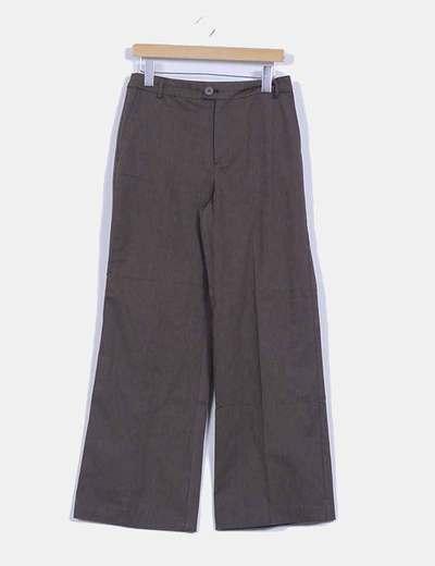 Pantalon chino anchito Mango