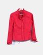 Camisa roja detalle chorreras Pepe Jeans