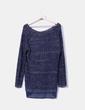 Jersey combinado azul marino NoName