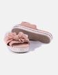 Alpargata rosa con tachas Benini