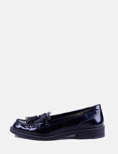 Chaussures plates Pull&Bear