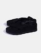 Sandalias plataforma negra Zara