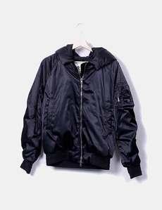 Descuento Chaqueta Negra Rayas 77 Micolet Doradas Adidas Bpw75 Con aqSPBwdq