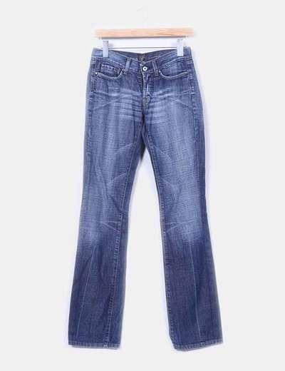 Jeans denim recto SOS