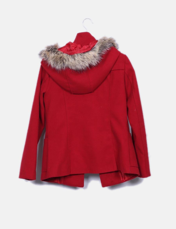 Trenca Baratos Paño Mujer Roja Online De Noname Y Chaquetas Abrigos 4OYqx40 377f5ea5915e