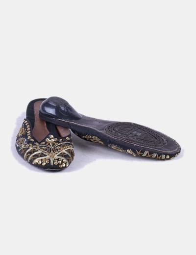 Lentejuelas Zapato Zapato Con Zapato Destalonado Con Lentejuelas Con Destalonado Lentejuelas Destalonado redxBoC