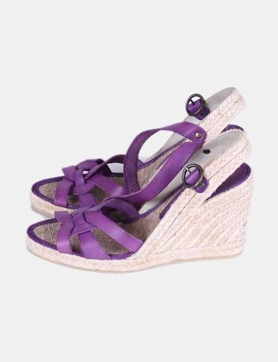 Chaussures à scratch Cortefiel