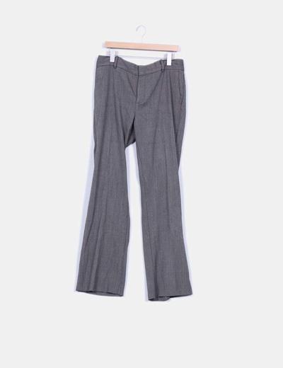 Pantalón gris Zara