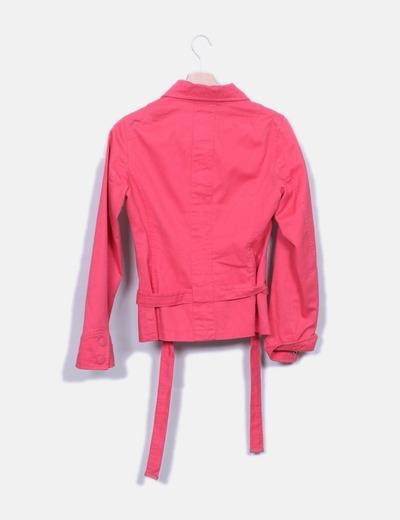 fa1ce9e17f58 Jeans 85 Veste Mango réduction Micolet En Rose qU4xF6t