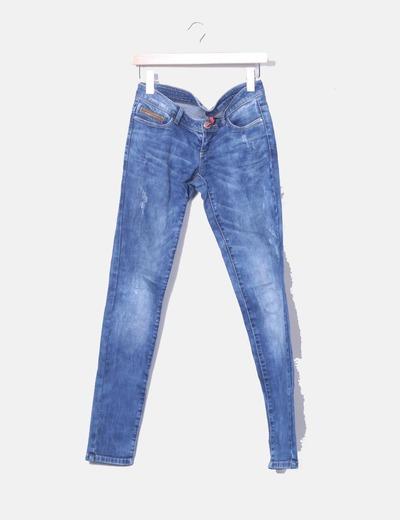 Pantalons slim ONLY