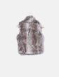 Chaleco de pelo sintético Pull&Bear