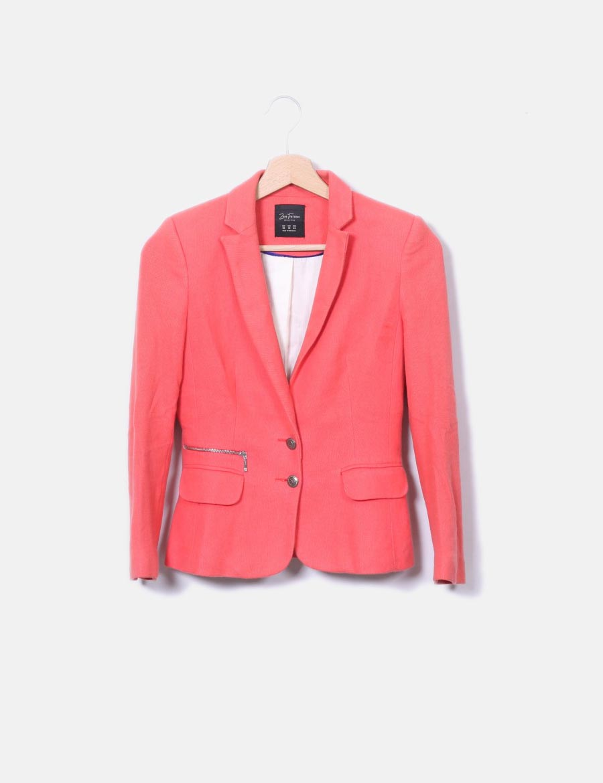 41aeb3fa5c93 de Blazer online texturizada baratos y Chaquetas naranja Zara Mujer Abrigos  Yq6xqAPBw ...
