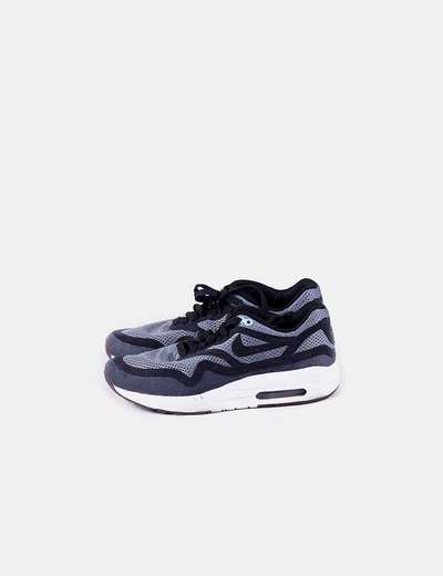 Sneakers air max gray grid Nike