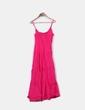 Vestido maxi rosa Ocean Club