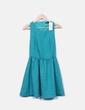Vestido turquesa combinado Suiteblanco
