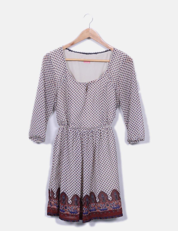 Vestidos baratos bershka