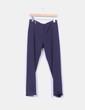 Pantalón azul marino recto  H&M