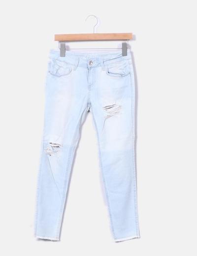 Zara Jeans leggeri in difficoltà (sconto 78%) - Micolet 10ce4475107